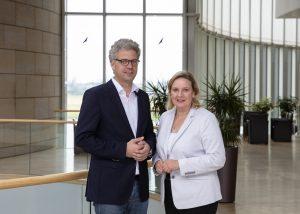 Dr. Stefan Nacke und Simone Wendland