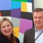 Foto: Simone Wendland MdL und Dr. Markus Pieper MdEP