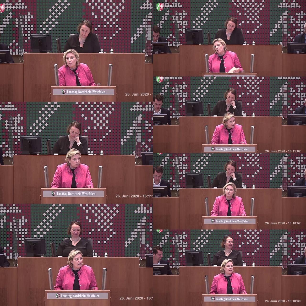 """Rede zum Antrag """"Retraditionalisierung von Geschlechterrollen entgegenwirken. Rollback verhindern – Frauen stärken."""""""